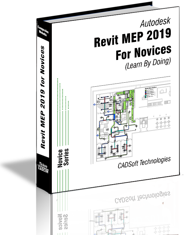 Revit MEP 2019 For Novices (Learn By Doing)