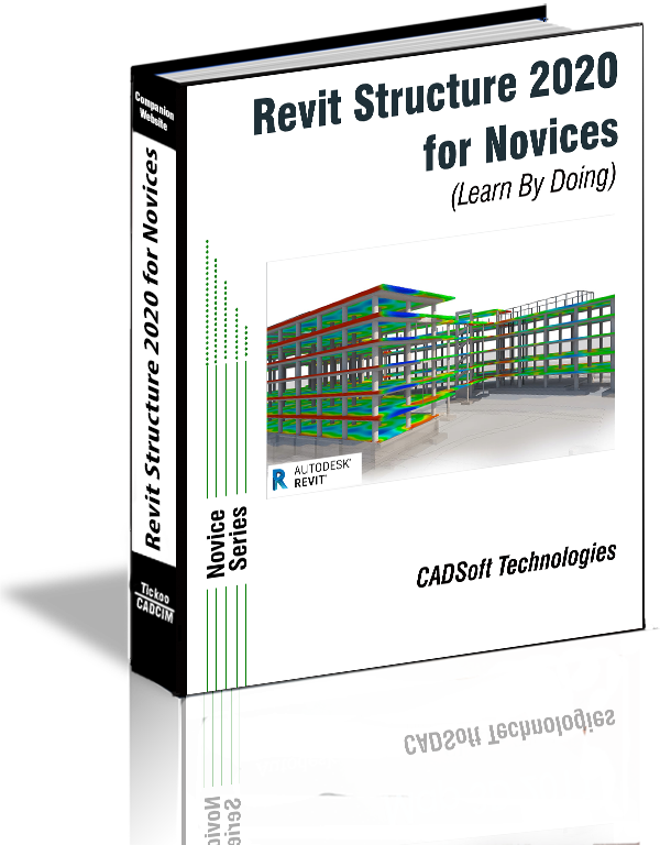 Revit Structure 2020 for Novices (Learn By Doing)